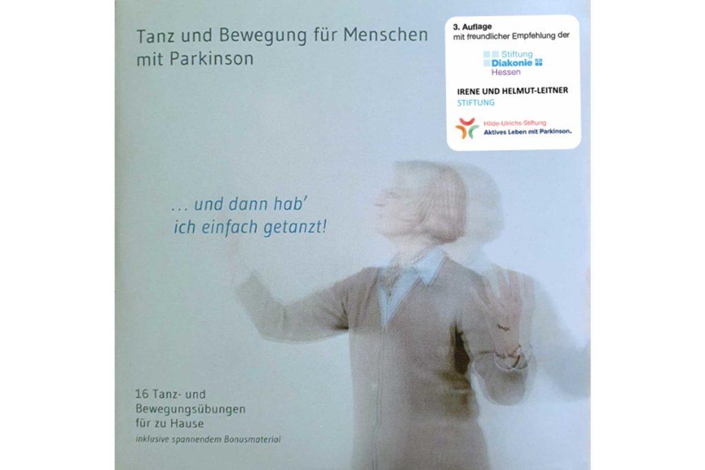 3. Auflage Tanz-DVD für Menschen mit Parkinson - Cover
