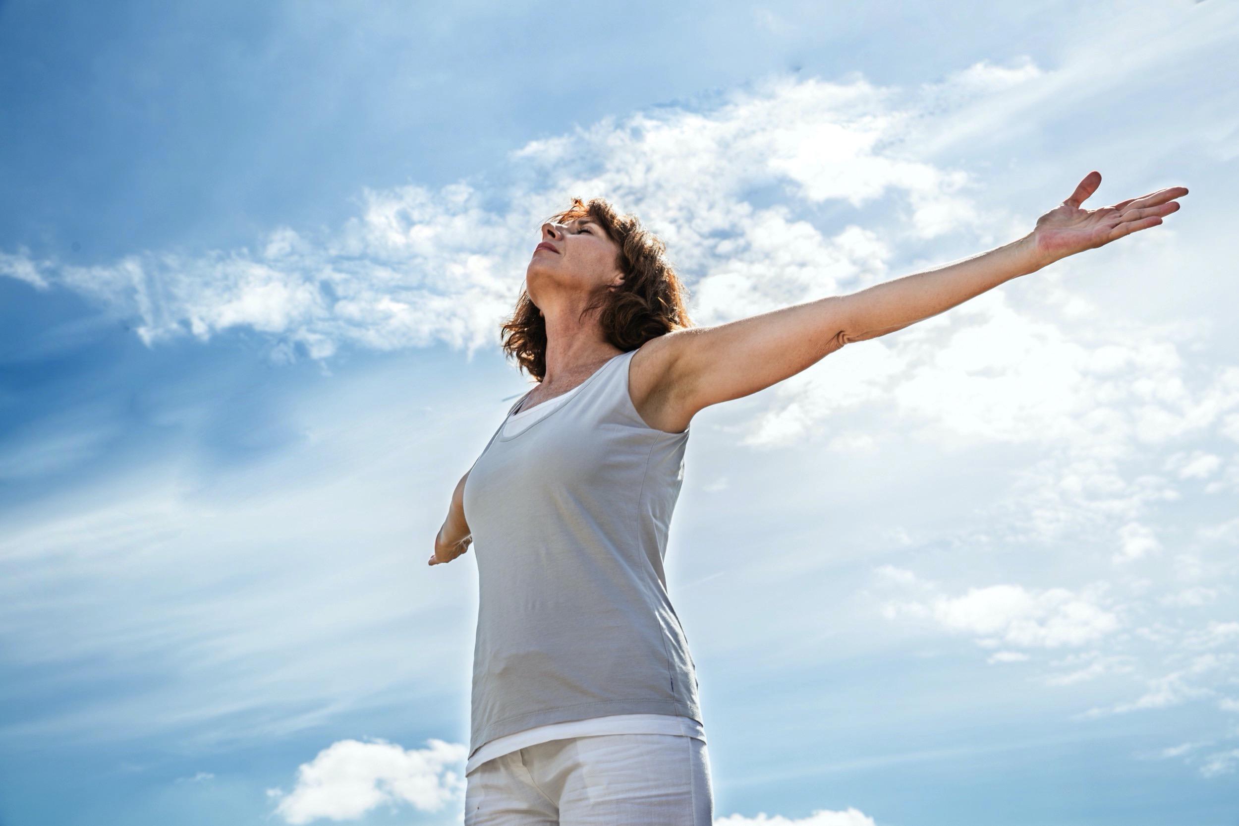 Entspannung und innere Balance