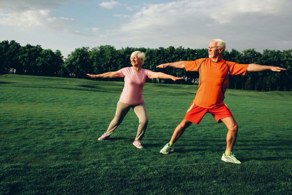 Muskelstimulierendes Ganzkörpertraining bei Parkinson