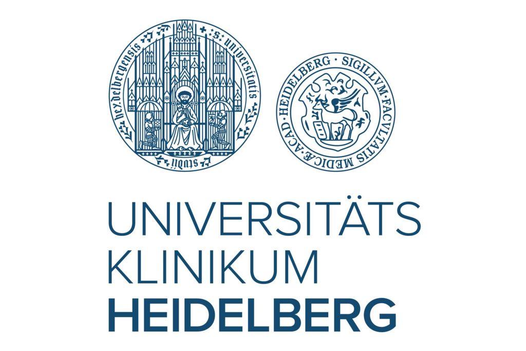 Geförderte Studie - Uniklinikum Heidelberg - Logo