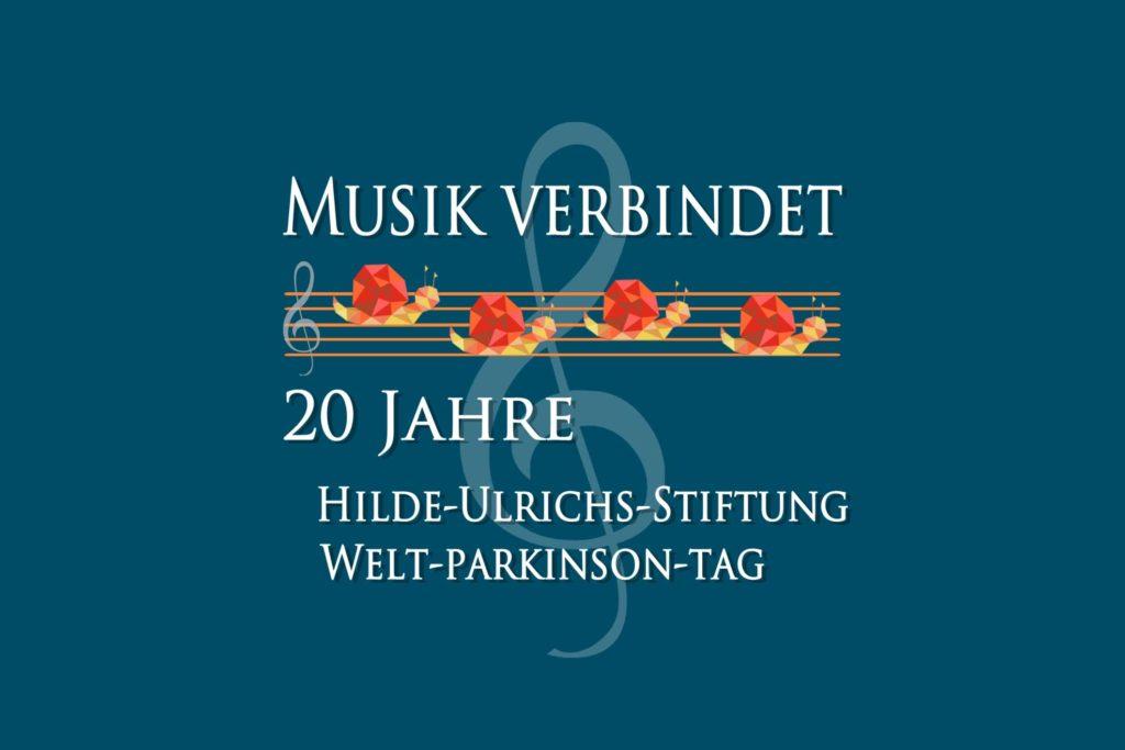 Logo Jubiläumsveranstaltung der Hilde-Ulrichs-Stiftung