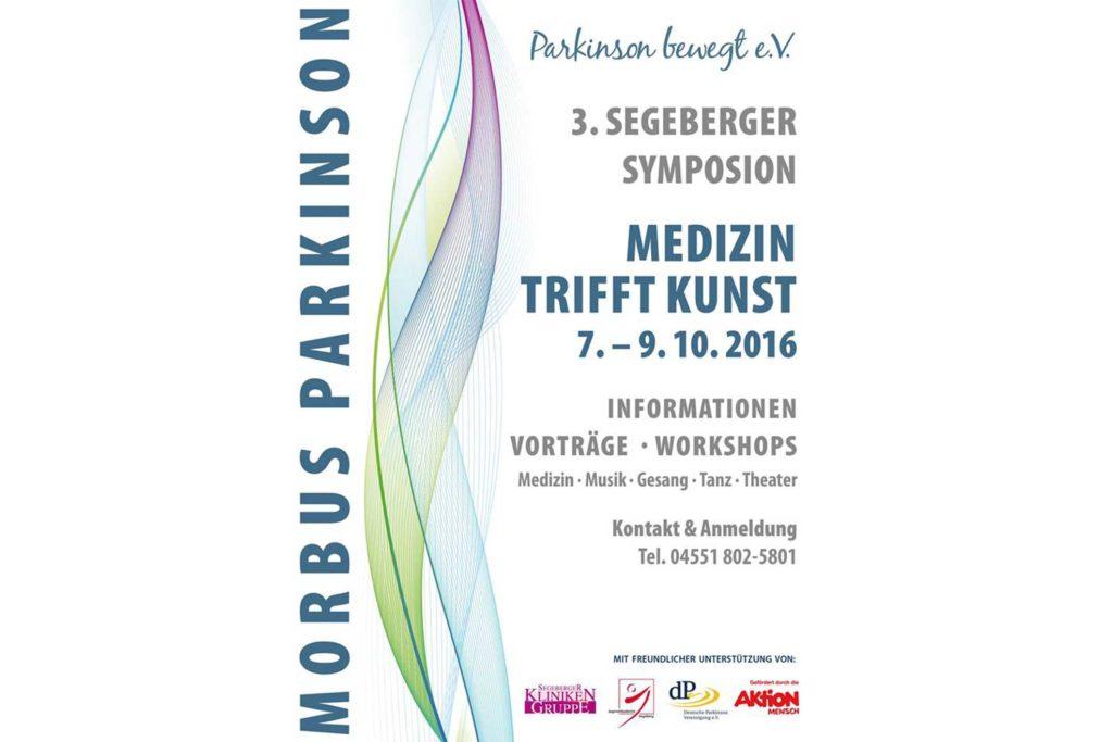 Geförderte Veranstaltung - Bad Segeberger Symposium - Flyer 20126