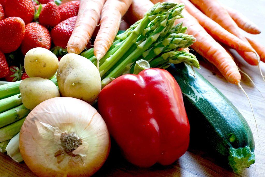 Geförderte Studien - Ernährungsstudie Uniklinik Bonn - Obst & Gemüse