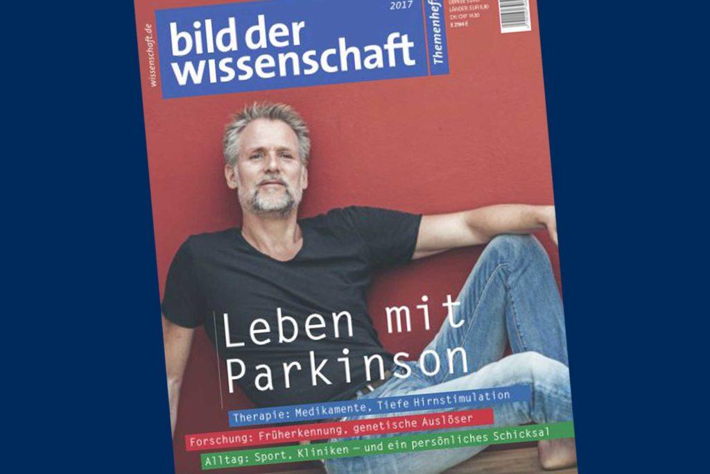 Gefördertes Projekt - Themenheft Parkinson 2017