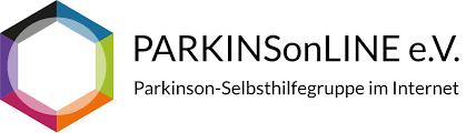 Logo PARKINSonLINE e.V.