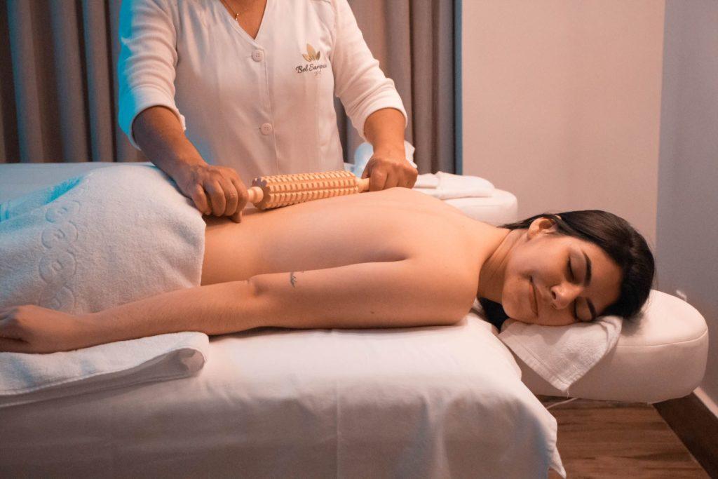 Massage bei Parkinson