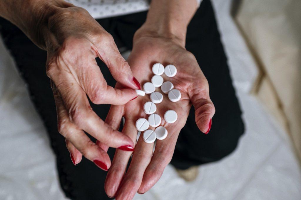 Medikamente für Parkinson-Patienten