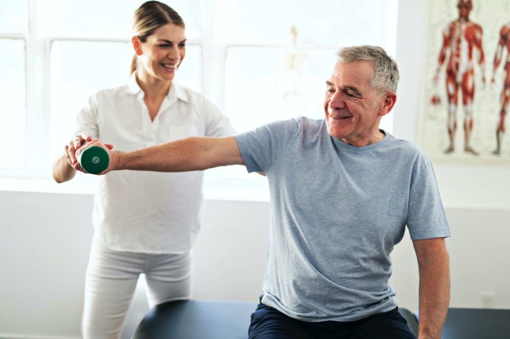 Physiotherapie bei Parkinson