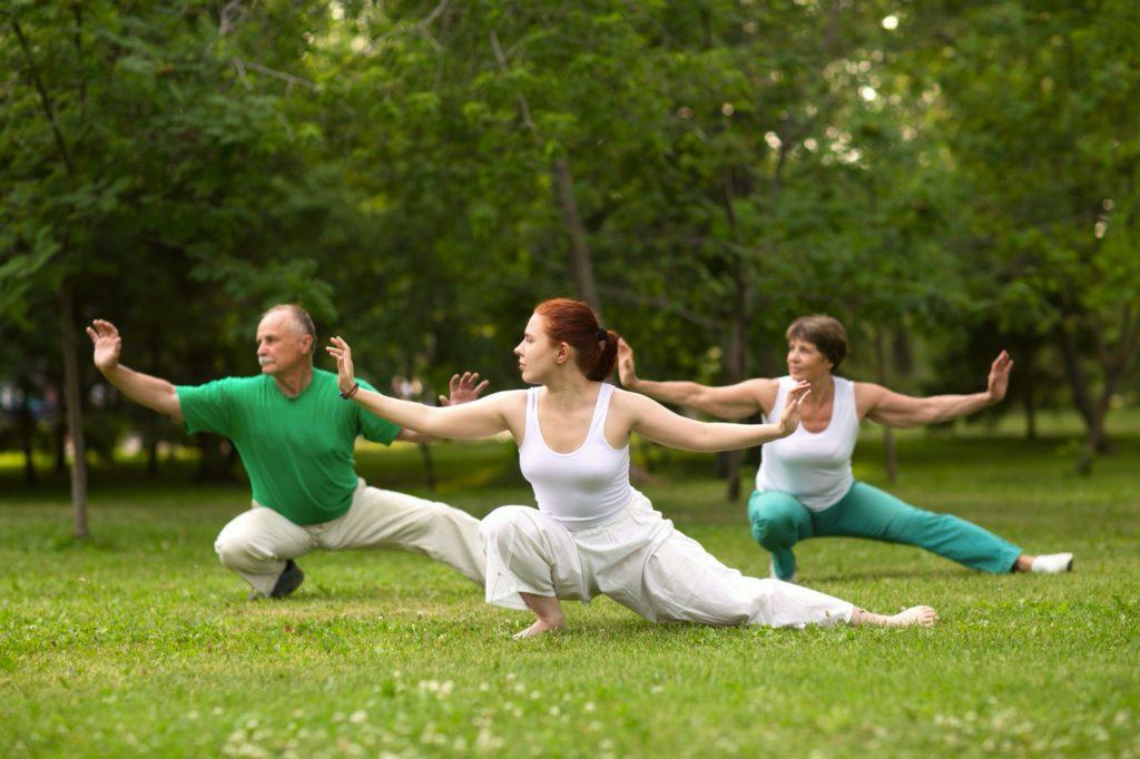 Qigong bei Parkinson