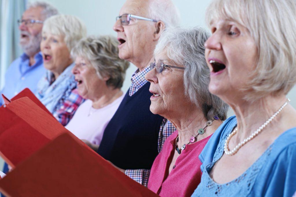 Sprachtherapien bei Parkinson