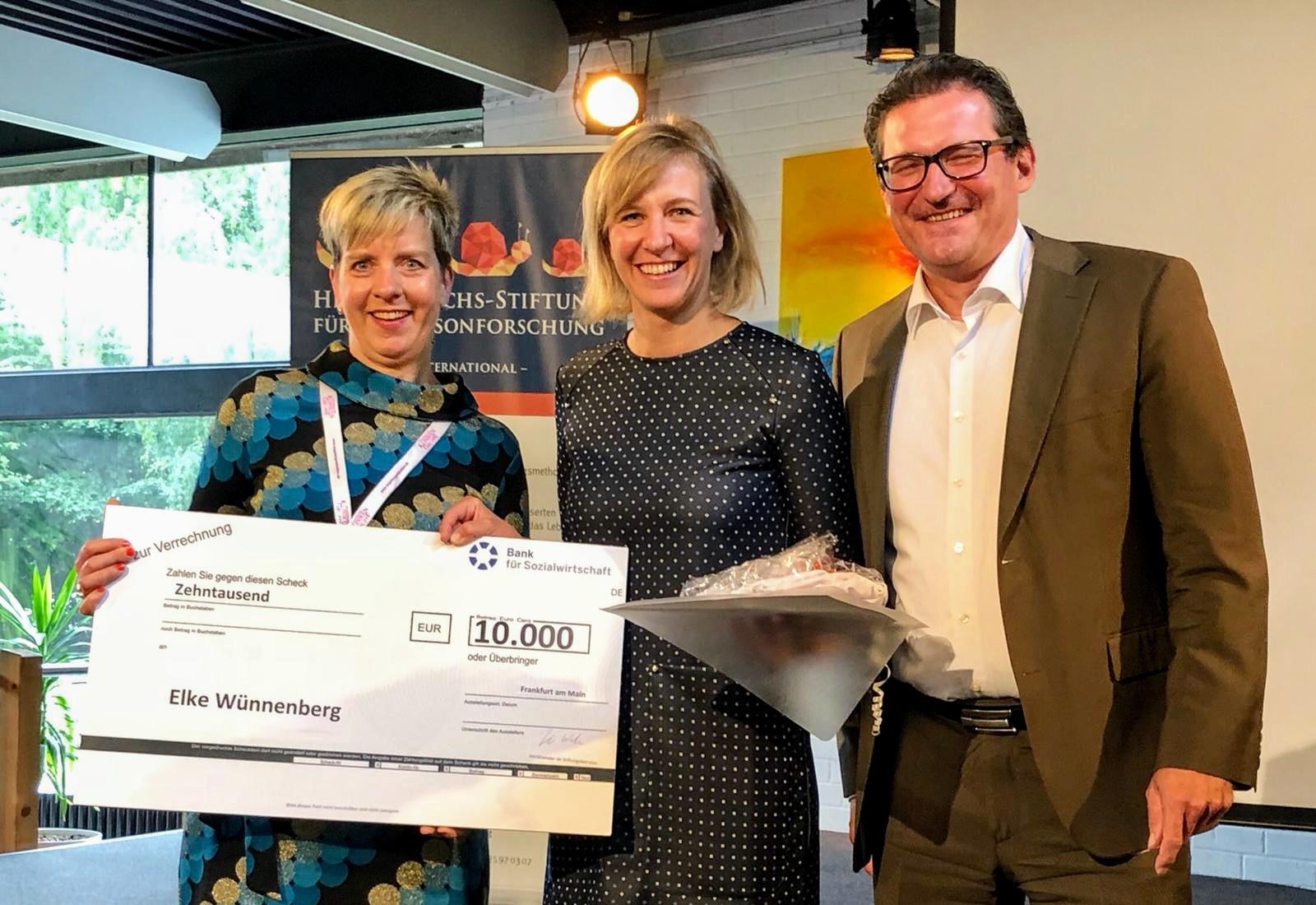 Stiftungspreisverleihung 2018