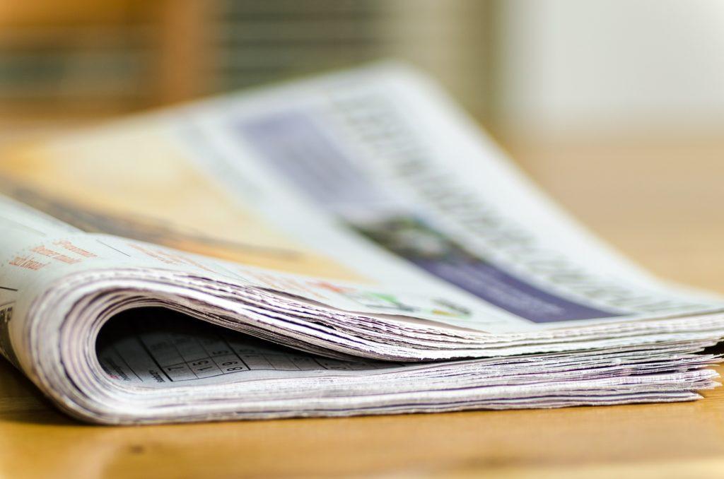 Pressemitteilungen - Zeitung
