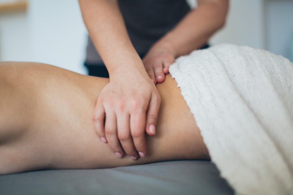 Rhythmische Massage