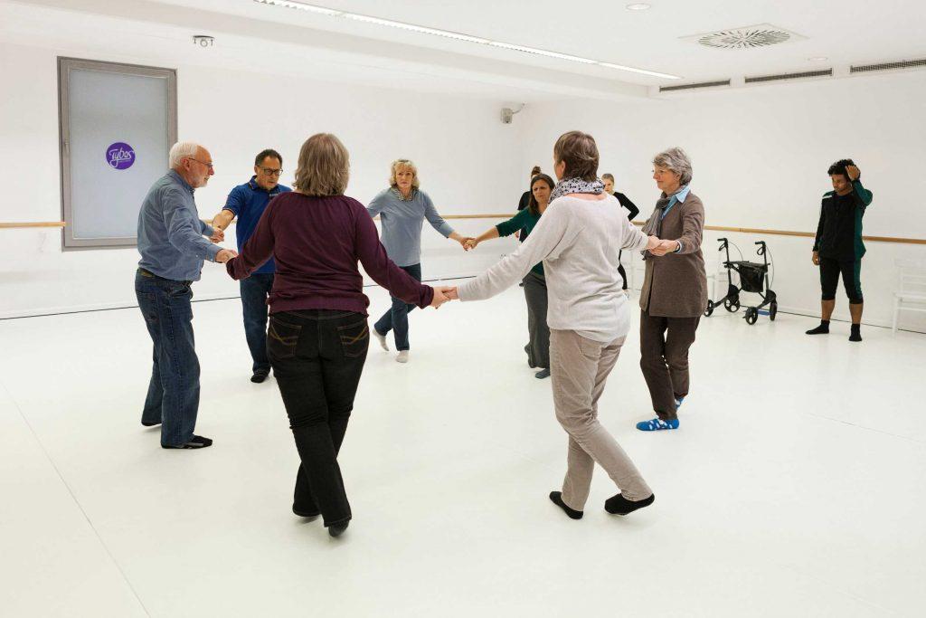 Tanzen mit Parkinson