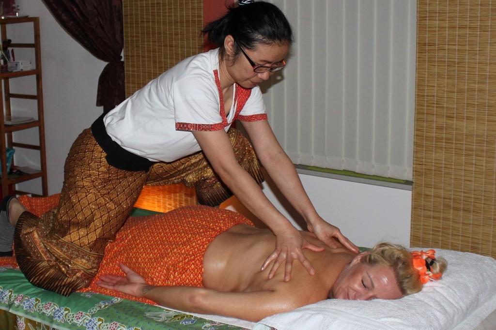Thaimassage bei Parkinson
