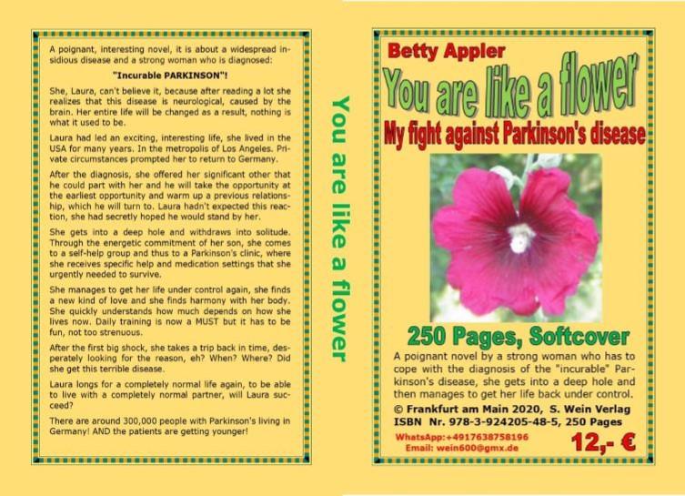 Buch: Du bist wie eine Blume von Betty Appler