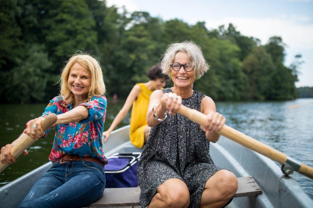 Frauen und Parkinson - Wecke die Diva in dir