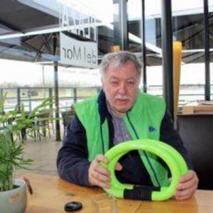 Detlev Friedriszik: Alltagsheld der Hilde-Ulrichs-Stiftung