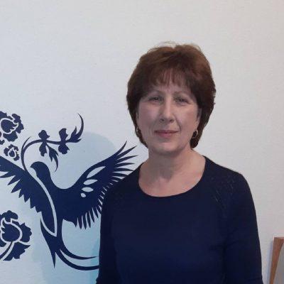 Dagmar Bistreck: Alltagsheldin April der Hilde-Ulrichs-Stiftung
