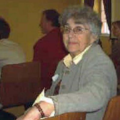 Ehrenpreisträgerin 2000 - Eva Schmoeger