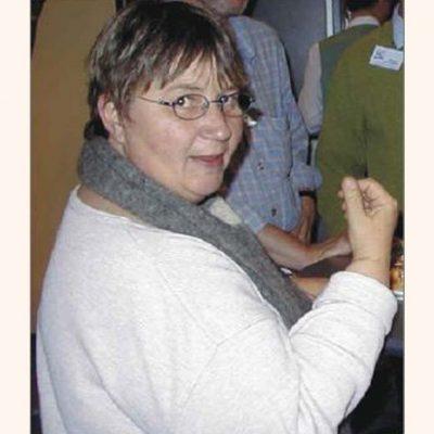 Ehrenpreisträgerin Uschi Krause