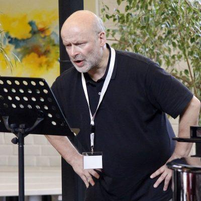 Ehrenpreisträger 2014 - Bernd Braun
