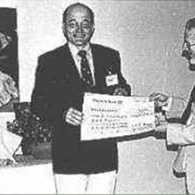 Stiftungspreisträger 1998 - Klaus Berger