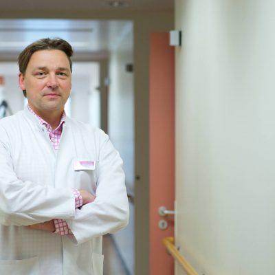 Stiftungspreisträger 2014 - Prof. Dr. Hauptmann
