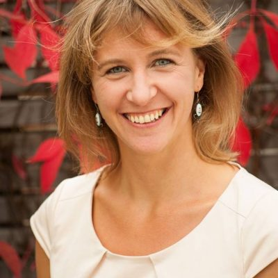 Elke Wünnenberg - Stiftungspreisträgerin 2018