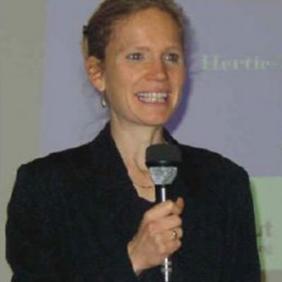 Stiftungspreisträgerin 2004 - Daniela Berg