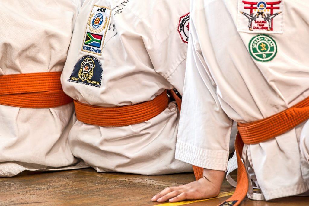 Karate bei Parkinson