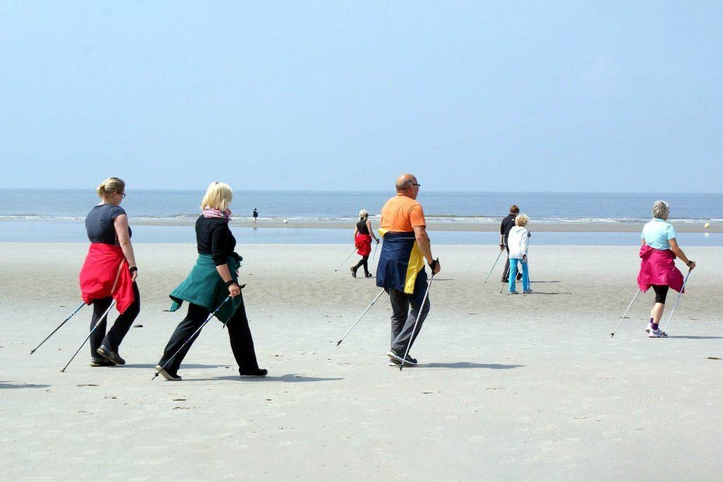 Nordic Walking mit Parkinson