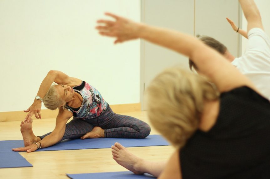 Yoga bei Parkinson